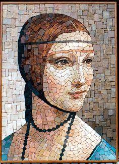 Dama con ermellino (Da Vinci)