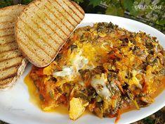 Raňajky z kapsičky (fotorecept) - recept | Varecha.sk Thing 1, Red Peppers