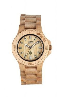 For every watch WeWOOD sells, they plant a tree! Sold in store! #watches #weewood #jewelry