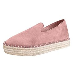 Summer Platform Loafers Women Lazy sandal Slip-on Summer Thick Casual Sneakers Breathable Weaving Flat Casual Sneakers, High Top Sneakers, Ladies Slips, Loafers For Women, Platform Sneakers, Summer Shoes, Street Style Women, Espadrilles, Weaving