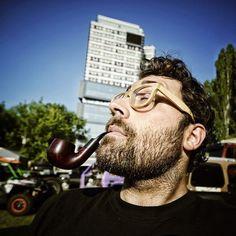 [ECOpeople] Rally face. #rallyraid #rally #albania #portrait #fineart #color #instagood #pipe #raleri