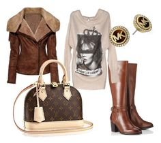 """""""www.fashionyouknow.se"""" by sofie-wester on Polyvore featuring Lipsy, Au Soleil de Saint Tropez and Michael Kors"""