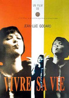 Vivre sa vie: Film en douze tableaux Dvd cover