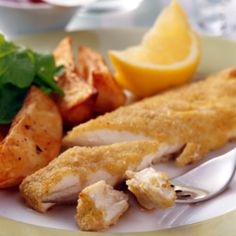Fish and Chips Recipe | Weight Watchers Canada