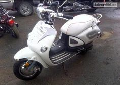 2011 SCOO SCOOTER VIN: LB5TB8S18BZ503153