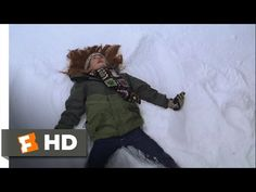 Snow Day Movie CLIP - The Perfect Snow Angel (2000) HD - YouTube