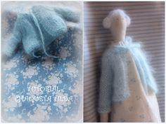 La Posada de la Indiana: TUTORIAL CHAQUETA TILDA Doll Clothes Patterns, Clothing Patterns, Knit Crochet, Crochet Hats, Sewing Dolls, Hello Dolly, Free Motion Quilting, Felt Dolls, Diy Toys