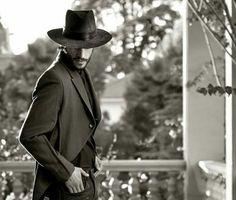 Daniel di Tomasso for Bailey Hats Bailey Hats, Love Hat, Beautiful Creatures, Beautiful Men, Cowboy Hats, Fashion, Cute Guys, Moda, Fashion Styles