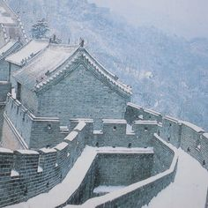 One of the seven wonders of the medieval world, the Great Wall of China, stretches across an array of stunning sceneries like the beaches of Qinhuangdao China Wall, Great Wall Of China, Medieval World, Zhengzhou, Tianjin, Seven Wonders, Grand Canal, Qingdao, Ancient Civilizations