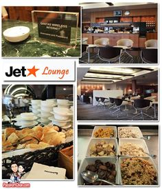 Jetstar Lounge