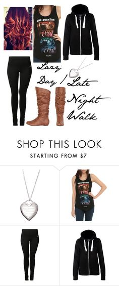 """""""Lazy Day Outfit"""" by redheadmahomiemidnightredaustin ❤ liked on Polyvore featuring Crislu, Hot Topic and adidas"""