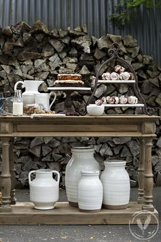 An exceptionally curated collection of French and European inspired homewares and furniture from around the world. Kitchen and dining, home textiles, decoratives and giftware, lighting and furniture, garden and outdoor. French Country Collections, Marble Cake, Home Textile, Terracotta, Outdoor Gardens, Jars, Interior Decorating, Pottery, Entertaining