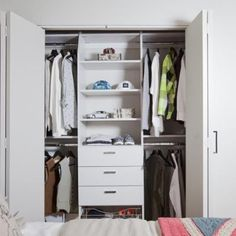 From Custom Walk In Closets That Make Your Friends Swoon To Getting The  Most Out Of Your Reach In Closets, We Have Storage Ideas!