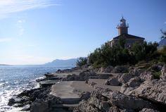 lighthouse Sveti Petar -Makarska