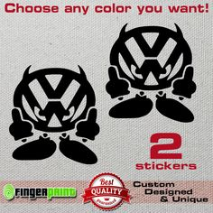 Cool LOUD /& PROUD Bumper Window Car Styling Sticker JDM Dub Vag Decal Customize