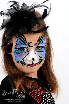 Kinderschminken, Kinderschminken Vorlagen, Schminkfarben kaufen, Kinderschminken Kurse, Schminkfarben Schweiz, Svetlana Keller, face painting