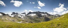 Silvretta-Bielerhöhe landscape