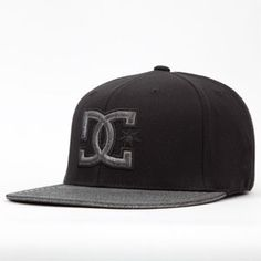308e81ea3ee9f DC SHOES Rampart Mens Hat