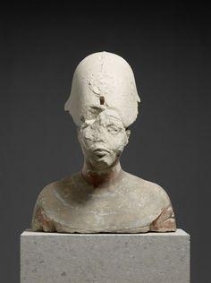 Bust of King Akhenaton. © Foto: Ägyptisches Museum und Papyrussammlung der Staatlichen Museen zu Berlin - Preußischer Kulturbesitz