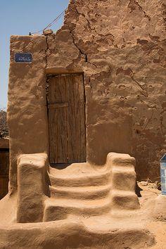 Dakhla Oasis Bashendi Door | por Bruce Allardice