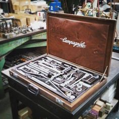 Campagnolo Professional Bike Tool Set