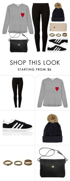"""Sin título #12017"" by vany-alvarado ❤ liked on Polyvore featuring Dorothy Perkins, Chinti and Parker, adidas, Forever 21 and Mimi Berry"