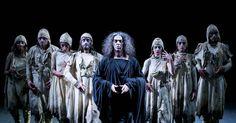 El Teatro Barakaldo acoge el estreno en Euskadi el 'Marat-Sade' de la premiada Atalaya