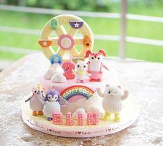 Badanamu.. . . #badanamu#badanamucake#handmade#caketopper#cakeart#cakegram#sugarart#sugarcraft#instacake#igcakes#kuemanado#birthdaycakemanado#customcake