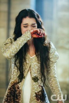 """Reign -- """"Fated"""" -- Image Number: RE108a_0310.jpg -- Pictured: Adelaide Kane as Mary, Queen of Scots -- Photo: Jan Thijs/The CW -- © 2013 The CW Network, LLC. All rights reserved."""