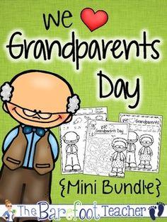 FREE Grandparents Day Activities