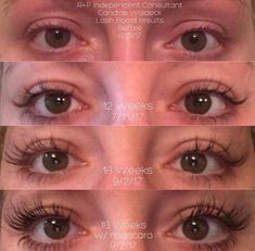 ee740eed5c2 Want longer, thicker, darker looking lashes and brows?! Lash Boost is a