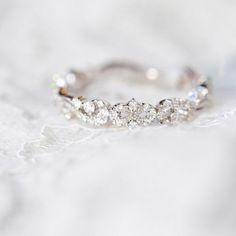 timeless diamond wedding engagement ring #weddingring