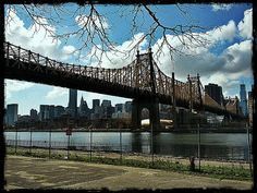 Queensbridge, Still Playing with Filters...