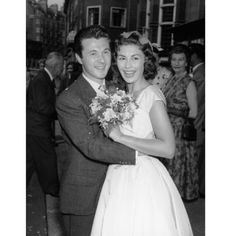 NANETTE NEWMAN wedding