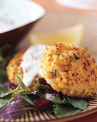 Cumin-Spiced Red Lentil Burgers The red lentils in these spicy, Indian-inspired vegetarian burgers don't need to be soaked and cook superquickly. What's more, they are rich in B vitamins, fiber and folate.