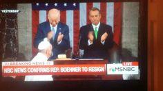 BREAKING: House Speaker John Boehner (R) will resign at the end of next month. http://justinspoliticalcorner.tumblr.com/post/129846163737/breaking-house-speaker-john-boehner-r-will
