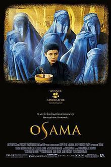 Osama (film) - Watch after reading The Kite Runner ---- It is about a girl living in Afghanistan under the Taliban regime who disguises herself as a boy, Osama, to support her family.