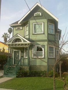 Victorian House   Flickr - Photo Sharing!