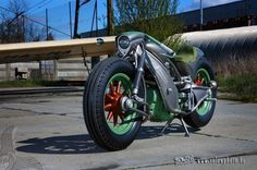 simson motorcycle history and the awo 425 bobber by muce choppers