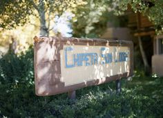 You know you have arrived at Ridgway Colorado's premier Resort once you've seen this sign; Chipeta. :)