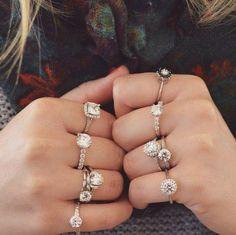 One on each finger, please!