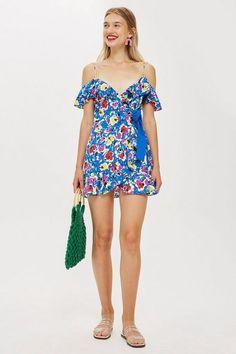 e2fe30416cf8 Part Of Me Mini Skirt Turquoise