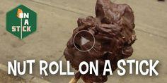 Nut Roll - http://onastickpodcast.com/nut-roll/?utm_source=Pinterest&utm_medium=On+A+Stick+Pinterest&utm_campaign=SNAP%2Bfrom%2BOn+A+Stick