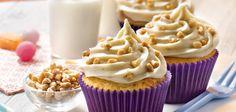 Recette : les cupcakes vanille