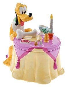 Pluto Cookie Jar