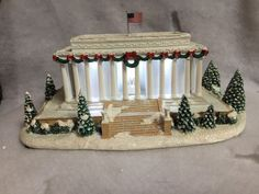 Hawthorne Village Lincoln Memorial