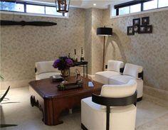 Small reception room