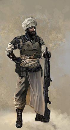Coriolis - Local guard