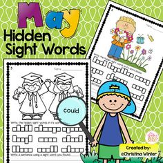 Hidden Sight Words M
