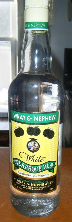 Bought in Ocho Rios Jamaica, 63% alcohol, guaranteed FULL strength!!